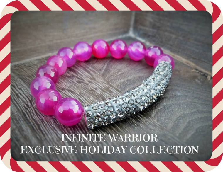 Infinite Warrior's exclusive holiday line